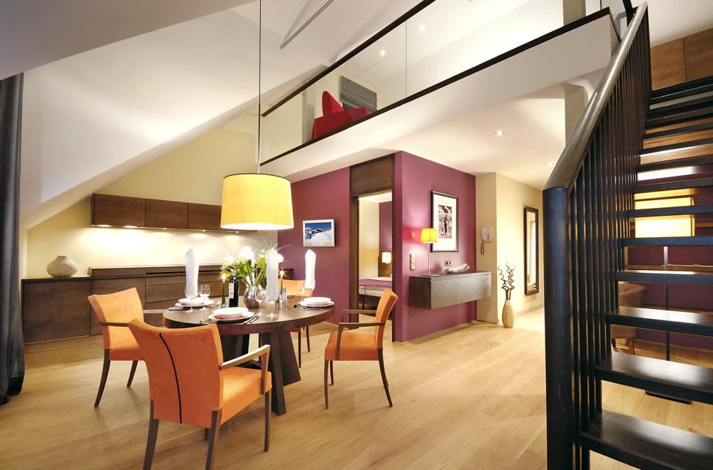 Design appartements preise apparthotel sonne obertauern for Design hotel obertauern