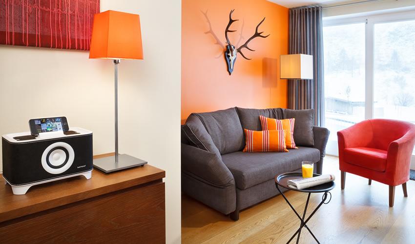 Design-Appartements & Preise, Apparthotel Sonne, Obertauern